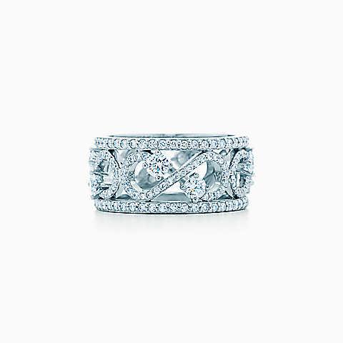 Sortija Volute Enchant de Tiffany & Co.