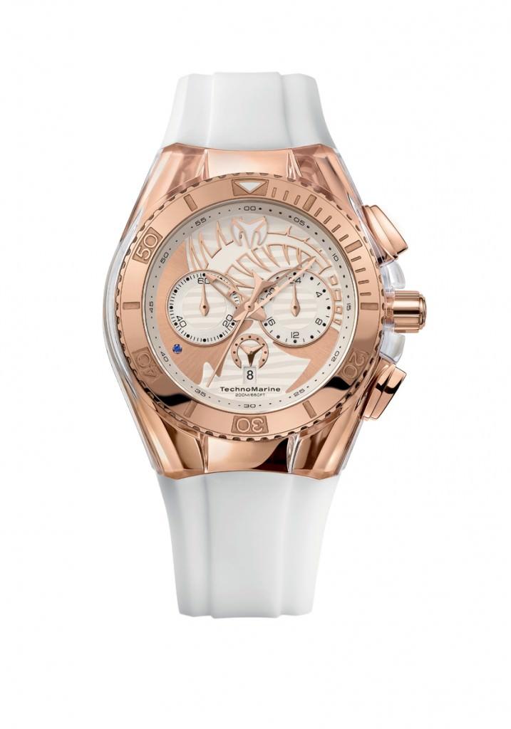 Reloj Cruise Dream Technomarine Oro Rosa