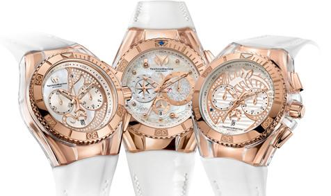 Trío Dream Relojes Cruise Dream de Technomarine