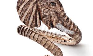 El Brazalete Elefante de Roberto Coin