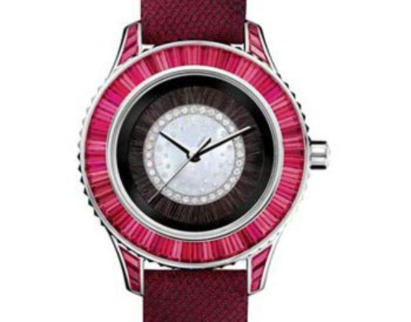 Las Piezas Únicas de Dior Alta Relojería