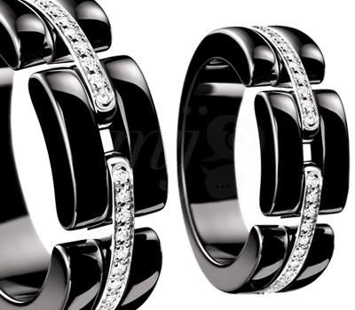 SElegir un anillo Chanel en cerámica - ULTRA