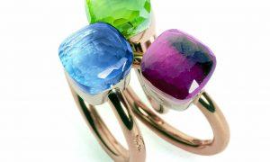 El anillo de compromiso Nudo o el anillo Cartier