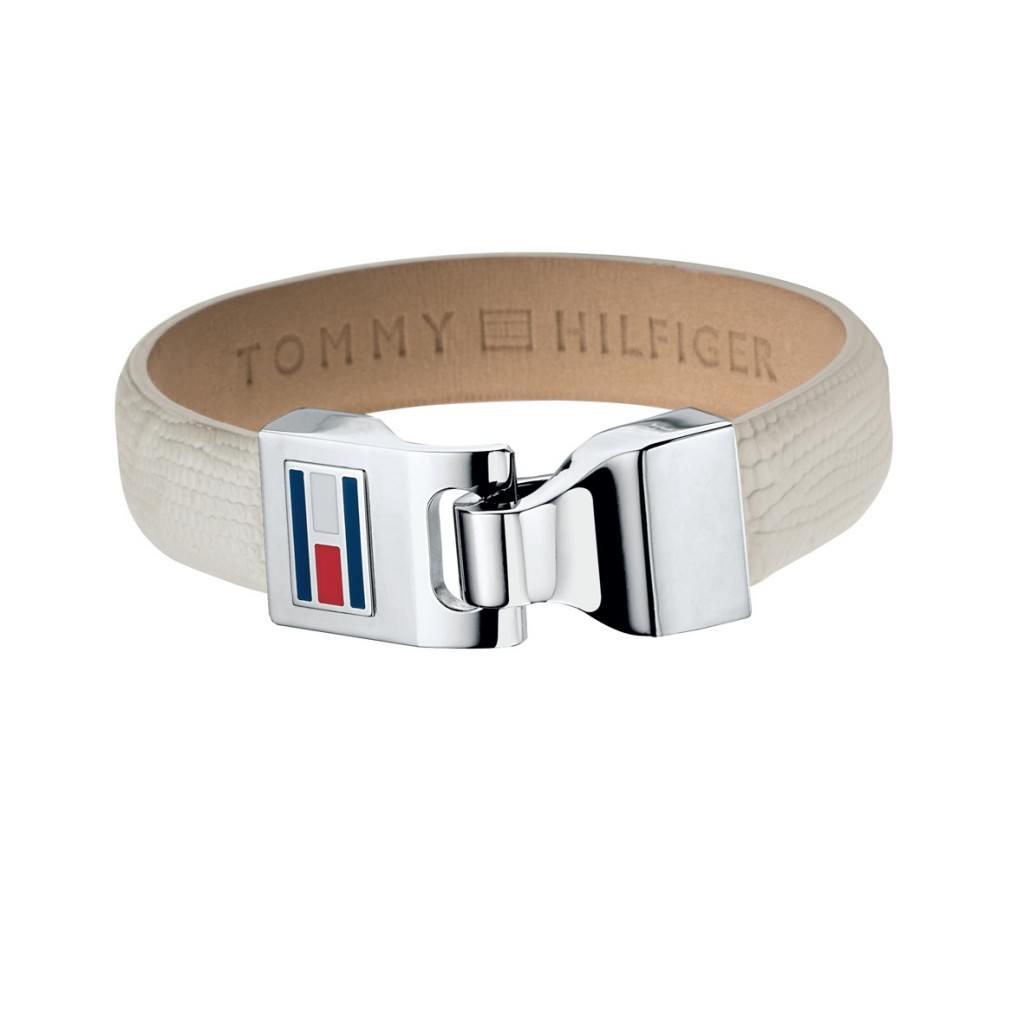Pusera en cuero de Tommy Hilfiger Jewelry & Watches