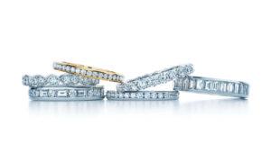 El precio de los anillos de compromiso Tiffany