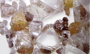 El diamante: ¿cual es el grosor medio de un diamante?.