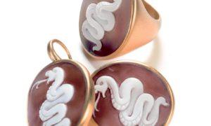 Pomellato celebra el Año de la Serpiente con su Colección Eva