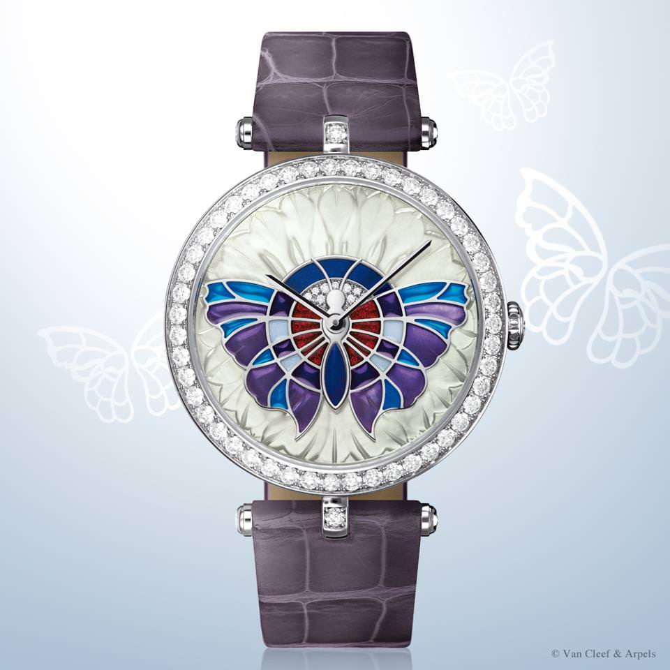 Reloj Lady Arpels Extraordinary Dials Collection - Van Cleef & Arpels