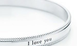 Joyas para San Valentín de la marca Tiffany&Co, un gran clásico