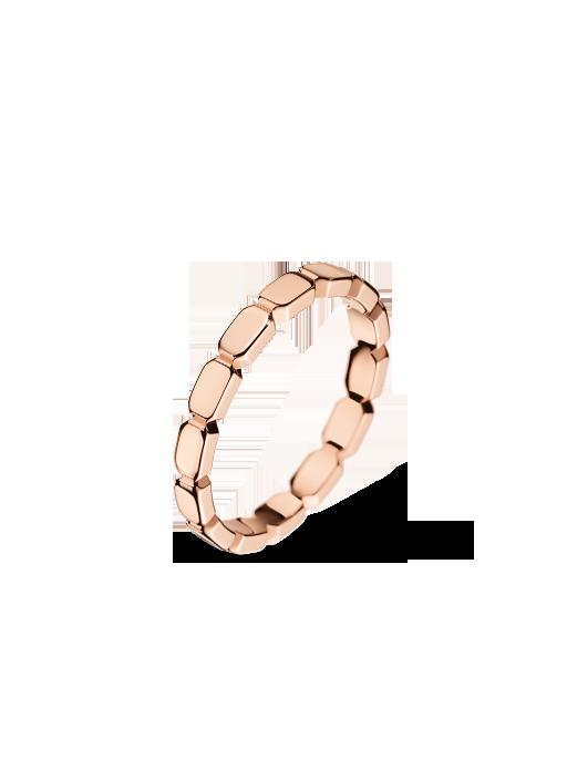 Alianza Barroca en oro rosa de Chanel Joyería