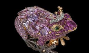 Un bestiario en forma de joyas de Lydia Courteille