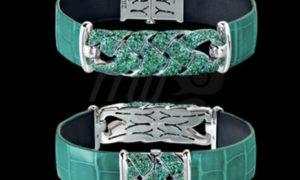 El brazalete joya del 2013 de Zilli