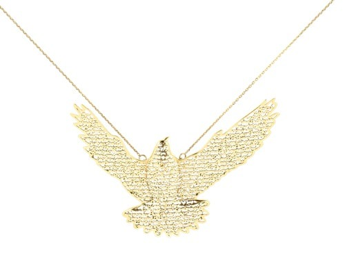 Collar Bird of Freedom de Perlota en Colette