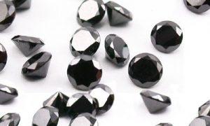 ¿Dónde comprar un anillo de diamante negro?