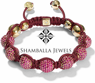 Pulsera Diamantes de Shamballa Jewels