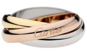 Todo sobre la historia del anillo Trinity de Cartier