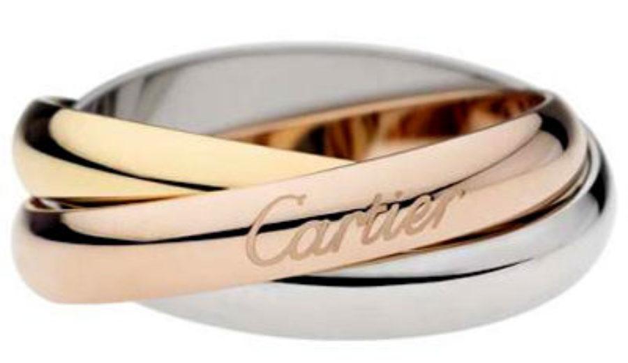 bf081471ff85 Todo sobre la historia del anillo Trinity de Cartier - Corazón de Joyas