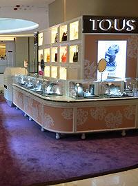 ¿dónde comprar Joyas Tous en Madrid?