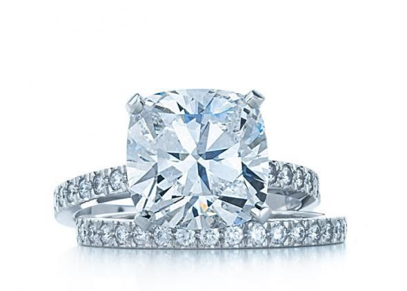 precio anillo de compromiso Tiffany Novo