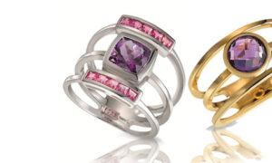H.Gringoire y la superposición de joyas preciosas…