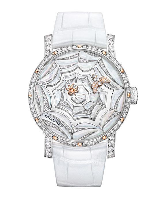 Reloj Attrape-moi...si tu m'aimes Calibre Exclusivo de Chaumet Enero 2013