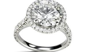 El anillo solitario Destinée de Cartier