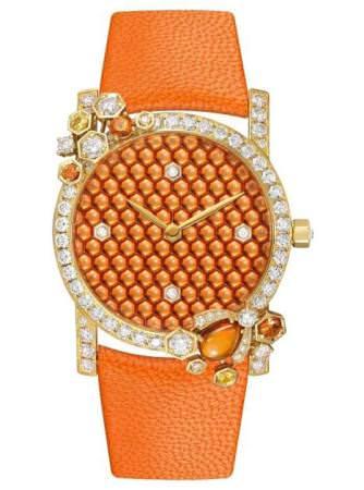 Reloj Attrape-moi...motivo panel de abejas de Chaumet