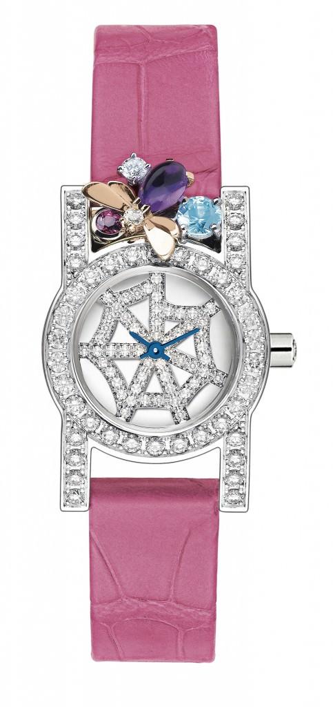 Reloj esmaltado Attrape-moi...si tu m'aimes de Chaumet