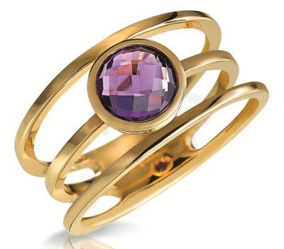 Sortija 3 anillos H.Gringoire
