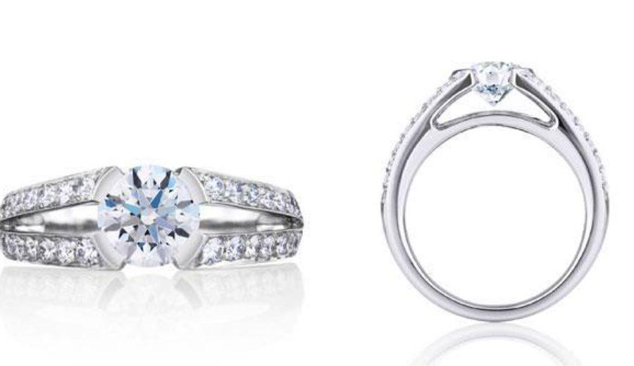 f45acbf3234d ¿Cuanto cuesta un anillo de compromiso con diamantes  - Corazón de Joyas