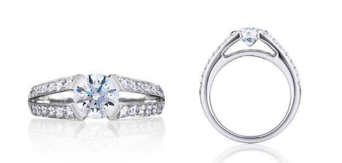 1c471537355f Cuanto cuesta un anillo de compromiso con diamantes  - Corazón de Joyas