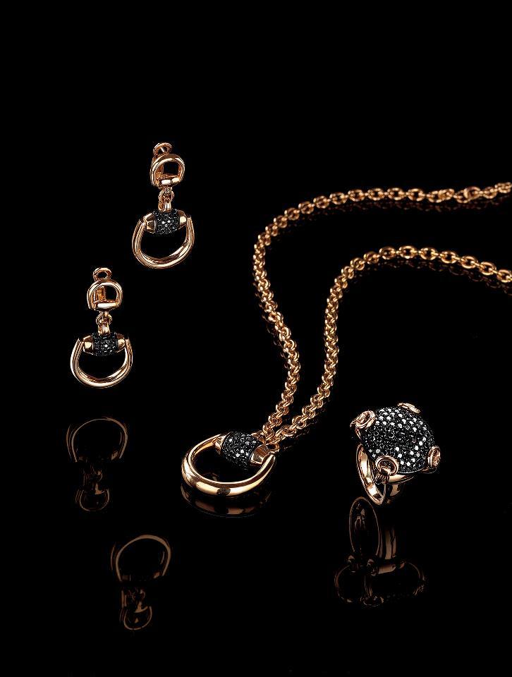 Colección Horsebit Jewelry Collection de Gucci alta joyería