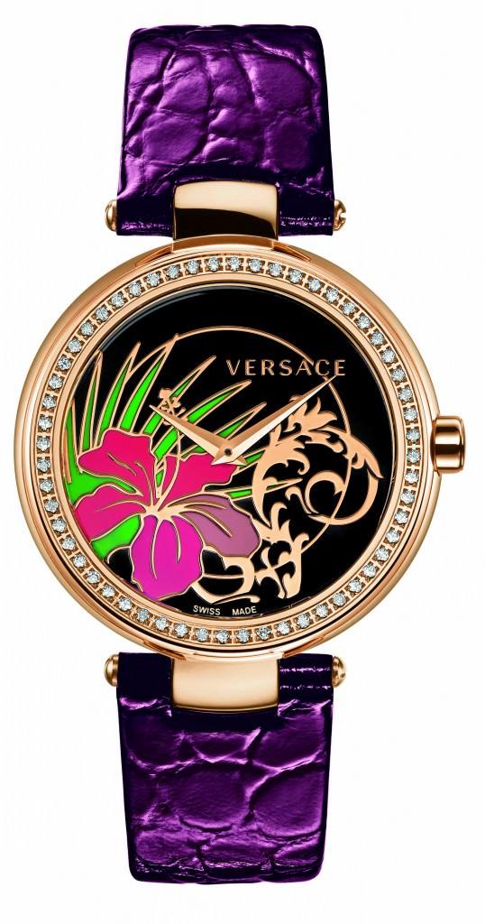 Reloj Versace Mystique Hibiscus