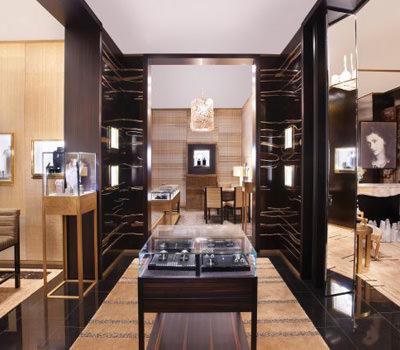 Boutique Chanel Joyería de la Avenida Montagne
