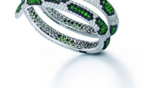 Otro premio para Roberto Coin por su brazalete Cobra