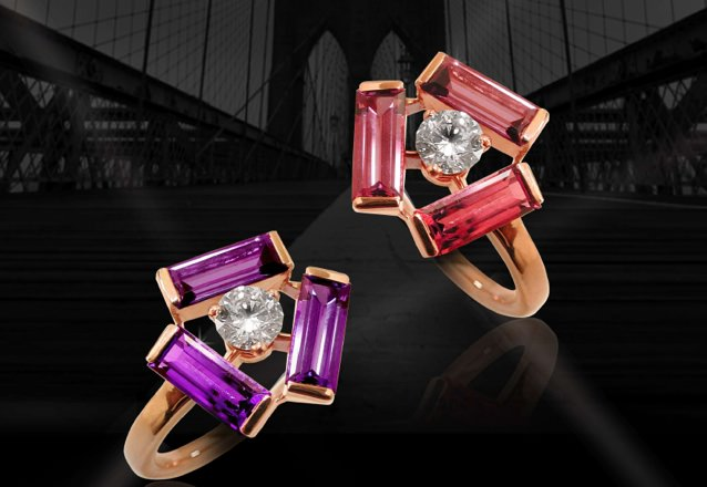 Joyas Manhattan de Mathon Joaillerie Paris