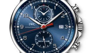 Reloj Portuguese Yacht Club de IWC,  precisión nautica