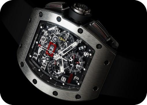 Reloj Richard Mille RM011 Felipe Massa Flyback Chronograph
