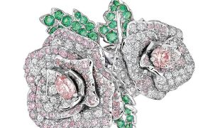 Las joyas Rose Dior Bagattelle