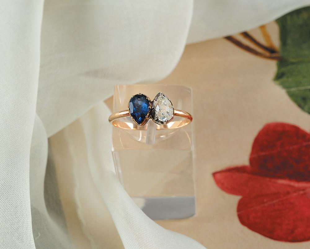 6816639abb41 El anillo de compromiso de Napoleón y Josefina a subasta - Corazón ...