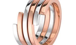 Los impresionantes anillos Spirale de Dinh Van