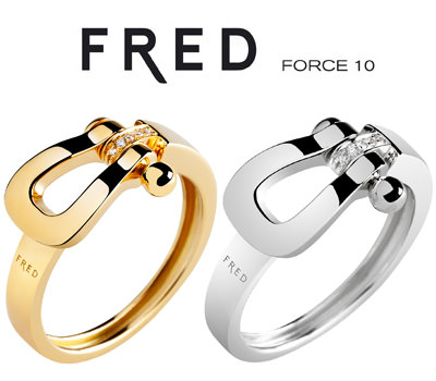 Anillos Fred Force 10