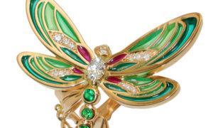 Demoiselle, una colección de joyas de Mathon