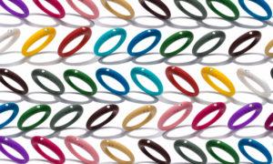 Los anillos de silicona de Duepunti