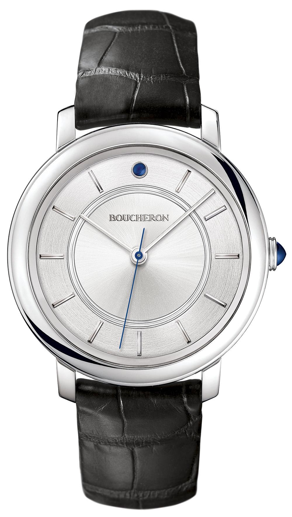 Reloj Epure Boucheron en oro blanco y 42mm