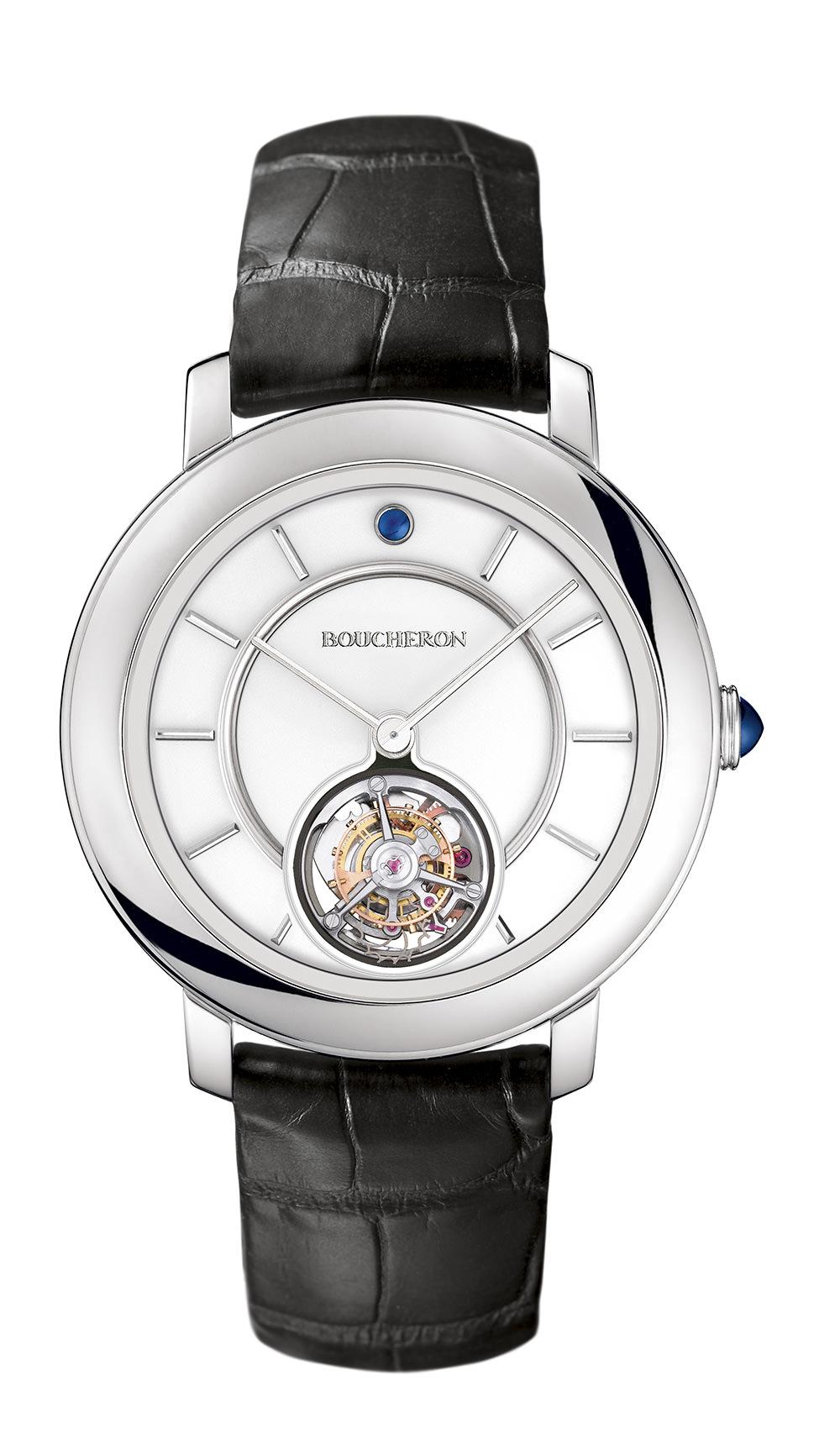 Reloj Epure Boucheron Tourbillon 43 mm