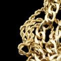 ¿Cómo limpiar una cadena de oro amarillo?