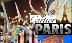 Nuevas joyas Paris Nouvelle Vague de Cartier