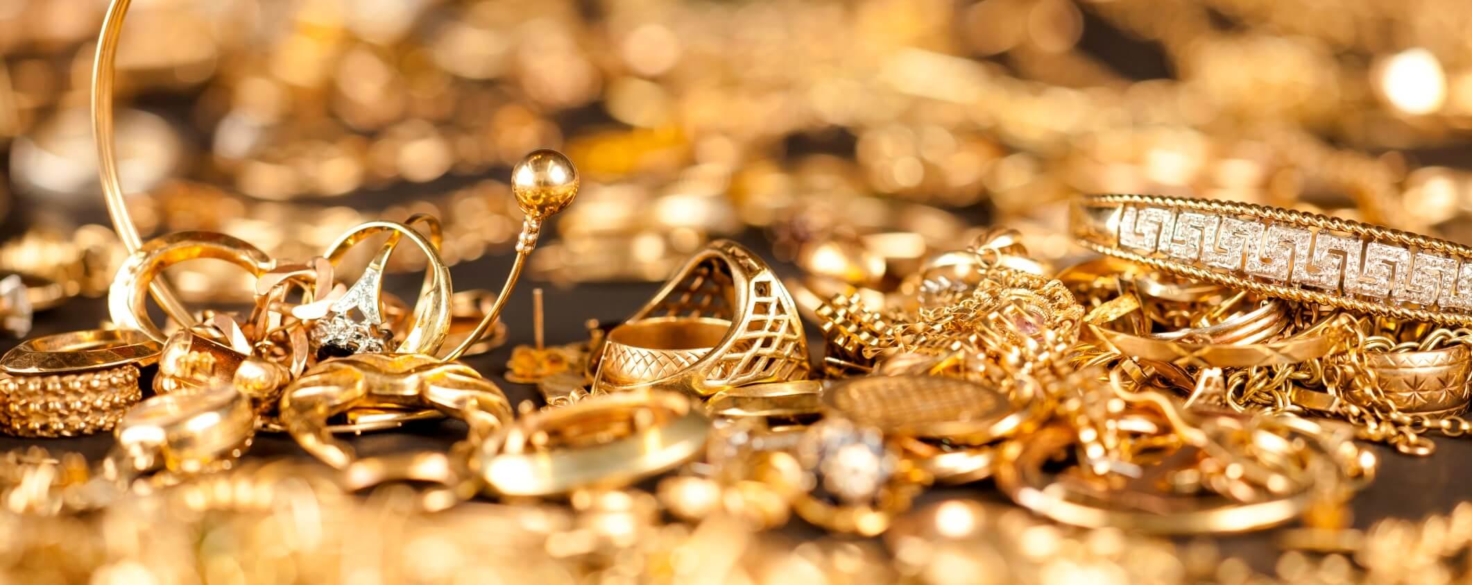Resultado de imagen para imagen de joyas de oro