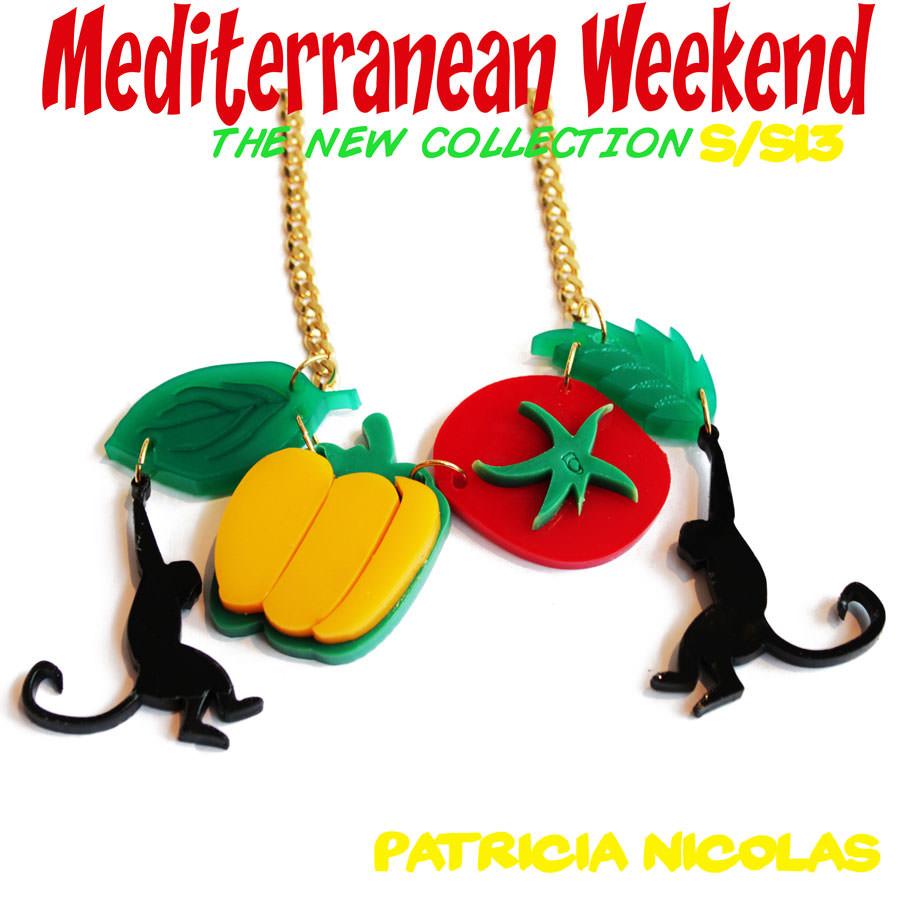 Joyas Mediterranean Weekend de Patricia Nicolás
